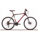 Bicicleta Raleigh 4.0 Rodado-26 Con Disco 27 Vel. Tonino
