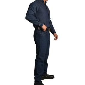 Pantalon De Mezclilla 14.5 Onzas Para Trabajo, Uso Rudo