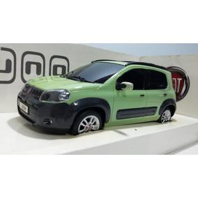 Fiat Uno 1/18 - Controle Remoto