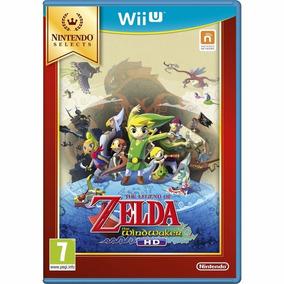 Juego Nintendo Wii U Zelda Wind Waker Hd - Original Fisico