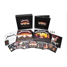 Master Of Puppets Boxset Original Recording Remastered Vinyl