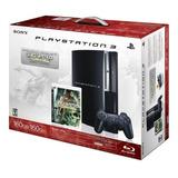 Consola Playstation 3, 160 Gb, Nueva!!!