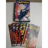 Box Gibis Batman Terremoto Completa 5 Gibis