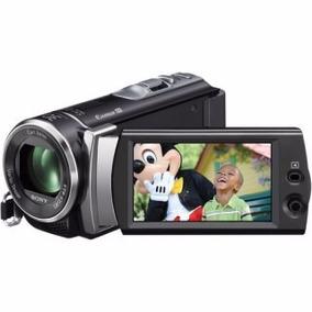Filmadora Sony Handycam Hdr-cx190 Tela Lcd 2,7 Full Hd Top