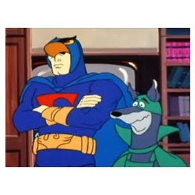 Falcão Azul E Bionicão Completo