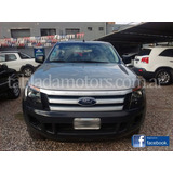 Ford Ranger Cabina Simple C/gnc 2013