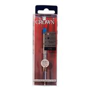 Carga Refil Crown Caneta Esfero Ca14007 Original Extra Macia
