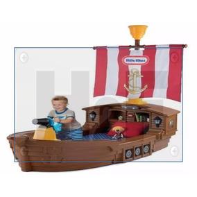 Cama little tikes barco 1 850 en mercado libre m xico - Cama barco pirata ...