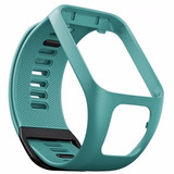 Pulseira Tomtom Runner 3/spark 3 Watch Strap Large-turquesa
