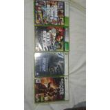 Xbox 360 Com 1manete 7jogos Ps3sem Manete E 6jogo Troco Ps4