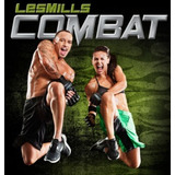 Less Mills Combat, Son 13 Dvds A Solo $9.990.-