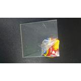Placa Acrilico Cristal Medida 20 Cm X 30 Cm X 10 Mm
