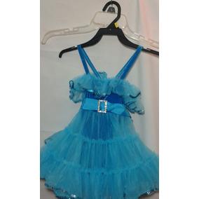 Hermoso Vestido Disfraz Bailarina 6-12 Meses