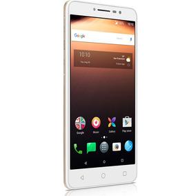 Smartphone Alcatel A3 Xl Max Dourado 32gb 3gb Ram Quad-core