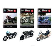 Clarín Colección Motos De Leyenda Set 1 Con 3 Motos