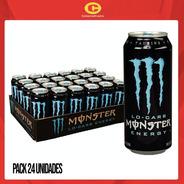 Energética Monster Energy Lo - Carb (pack 24 Unidades)