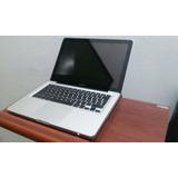 Laptop Apple Mac Book Pro 13.3 I5 2.5ghz 4gbram 500ssd Nueva