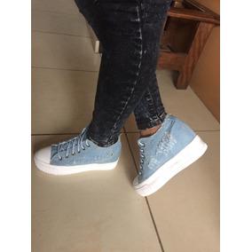 Zapatillas De Mujer Importadas A1 Coreanas En Diseño Jeans
