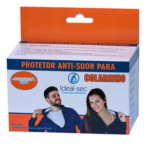 Protetor Anti-suor Para Colarinho Ideal-sec Descartável