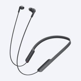 Audifonos Sony Color Negro Gris Manos Libres Bluetooth