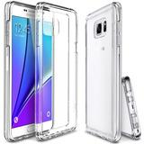 Funda Transparente Samsung J7 Prime + Vidrio Templado