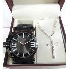 06cda3d1ab8 Relogio Alt Brait De Luxo Oakley - Relógio Oakley Masculino no ...