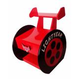 Mueble Infantil Mesita De Noche Niños Cars Lightyear