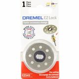 Disco Corte Diamantado Dremel Ez-lock 545 Ez545