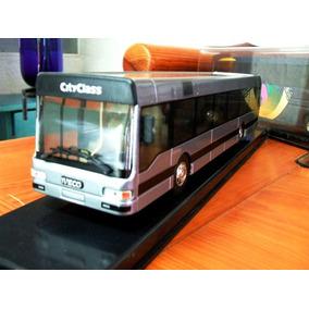 Autobus City Class Bus De Metal Escala 1:43 Iveco