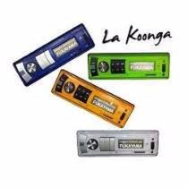 Reproductor De Carro La Koonga Para Memorias Sd Y Pendrive