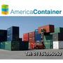 Contenedores Maritimos Containers 40
