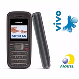 Celular Nokia 1208 Novo Só Vivo Raridade Lanterna Msg Sms