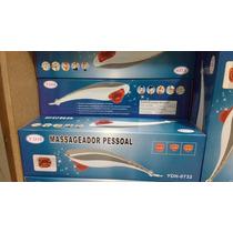 Massageador Pessoal Ydh-0732a Com Infravermelho 110 Ou 220v