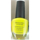 Esmalte Prolong Color Green Tonic De Unique