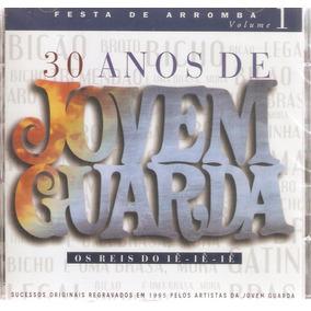 Box 30 Anos De Jovem Guarda - 5 Cd