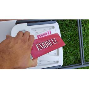 Plantilla Rotulacion Rotulos A La Medida Letreros Gioser