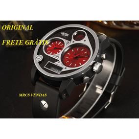 f4250a2b813 Relogio Ohsen 2821 - Joias e Relógios no Mercado Livre Brasil