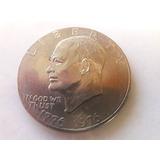 1976-1776 Bicetennial Eisenhower Ike Moneda Del Dólar Dólar,