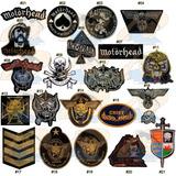 Parche Bordado Musica Rock Motorhead X Unidad Adr
