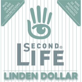 Second Life - 1.000 Lindens (1k)