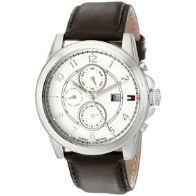 Reloj De Mano Hombre Caballero Tommy Hilfiger Original Piel