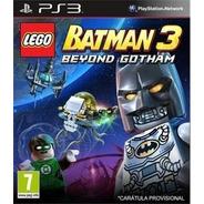 Lego: Batman 3 Beyond Gotham [ps3 Digital]
