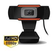 Cámara Web Webcam Kelyx Lm16 Full Hd 1080p Usb Streaming
