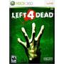 Left 4 Dead. Xbox 360. Nuevo Y Sellado