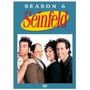 Dvd: Seinfeld 6 Ta Temporada Completa
