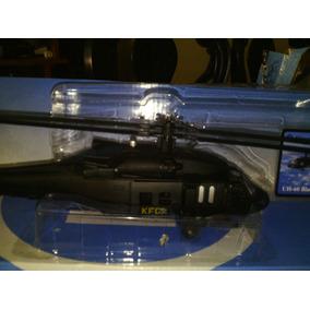 Helicóptero A Escala Night Hawk