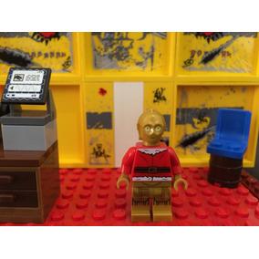 Lego Figura C3po Navideño