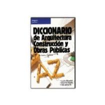 Diccionario De Arquitectura Construcción Y Obra Envío Gratis