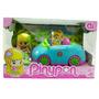 Pin&pon Auto Pinypon + Muñeca + Acc Original Famosa
