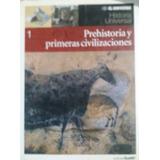 Coleecion Historia Diario Universo, Tomo 1 Prehistoria